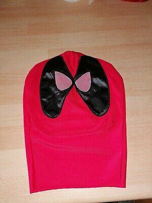 Superheld Deadpool X-Men Maske Kopfmaske Cosplay Kostüm Karneval - X Men Deadpool Kostüme