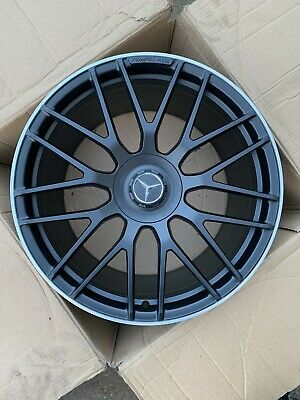 Original Mercedes AMG GT GTS W190 20 Zoll Kreuzspeiche AMG Alufelge A1904011500