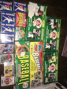 Selling a collection of over 10,000 old baseball cards St. John's Newfoundland image 2