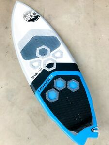 Cabrinha Spade Kiteboard Surfboard Directional
