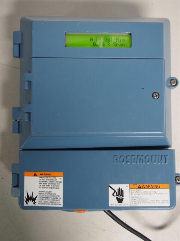 Rosemount 8712DR12DA1N0M4B6 Hart Smart Family Flow Transmitter