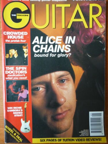 Guitar Magazine - December 1993