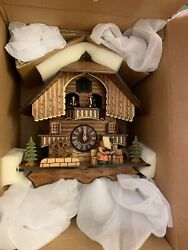 Adolf Herr Cuckoo Clock  - The Black Forest NEW