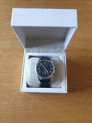 *** Kronaby Apex 43 mm Hybrid Smartwatch Black, Leather Strap, Unisex ***