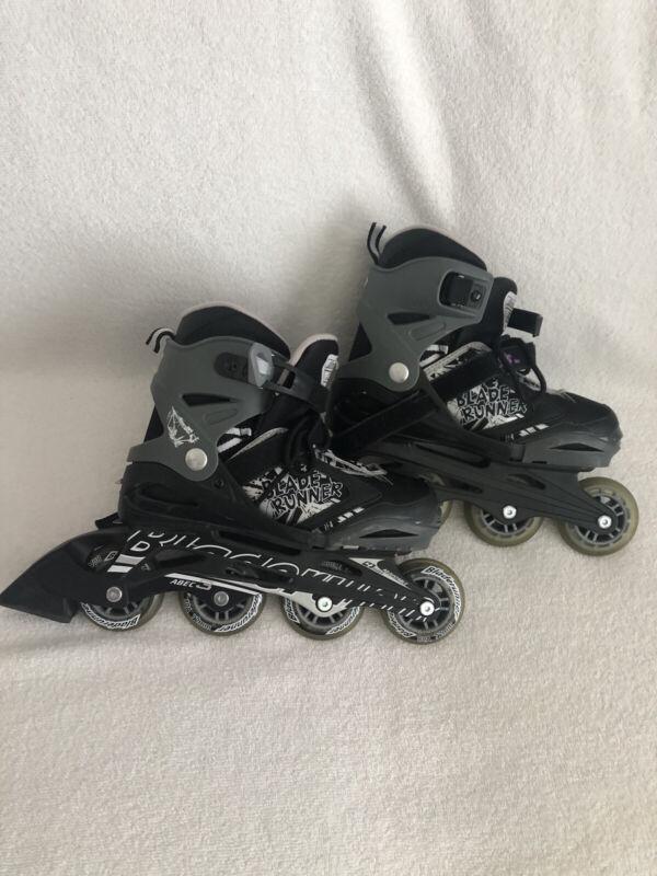Bladerunner Rollerblade Phoenix Adjustable Fitness Inline Skates Youth Size 5-8