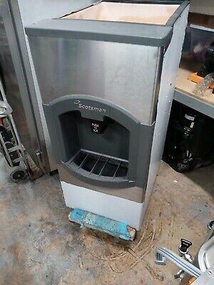 Scotsman Hd22b-1a Storage Floor Model Hotel Ice Dispenser Bin New