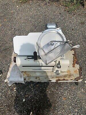 Vintage Globe Meat Slicer Model C285-260 Good Working Condition