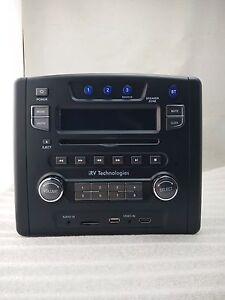 IRV34 AM/FM/CD/DVD/MP3/MP4 DIGITAL2.1/SURROUND SOUND/BLUETOOTH RV RADIO STEREO