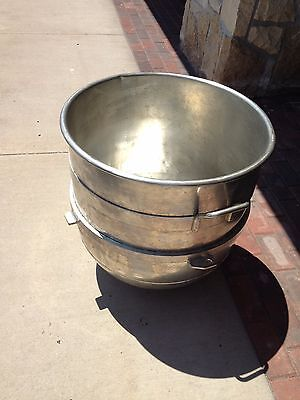 140 Quart Tin Mixing Bowl For Hobart Mixer
