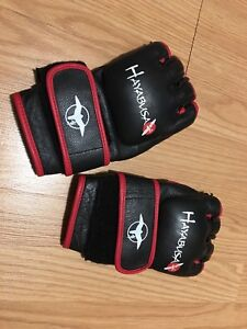 Hayabusa Muay Thai sparing gloves