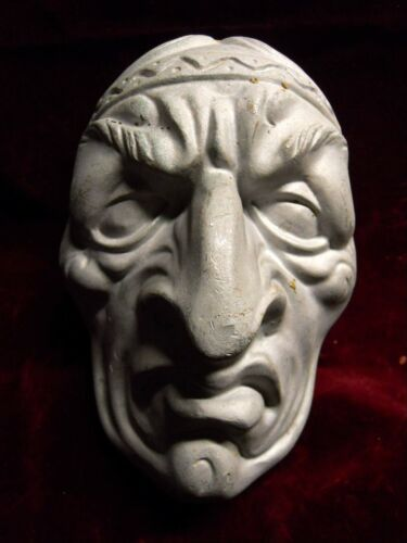 Halloween Mask Mold - BAYSHORE - ca. 1950