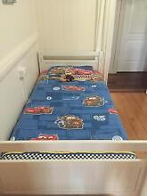 Timber bunk beds with mattresses Eimeo Mackay City Preview