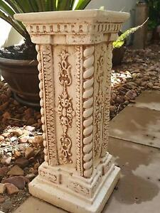 Pedestal or Column plant stand. Antique design Great condition Angle Park Port Adelaide Area Preview