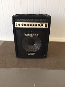 Behringer BX1200 Ultrabass 120W 1x12 Combo Hamilton South Newcastle Area Preview