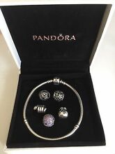 Pandora bracelet and charms Kellyville The Hills District Preview