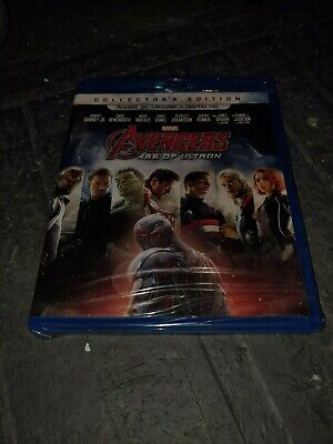 Avengers: Age of Ultron Blu Ray, 3D, and Digital Copy brand