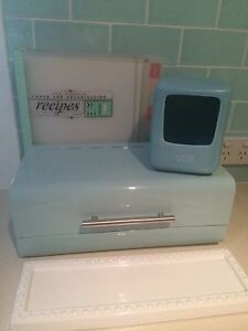 SHABBY CHIC, COUNTRY STYLE. Kitchen items, Duck Egg Blue Fennell Bay Lake Macquarie Area Preview