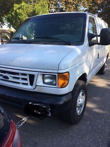 Work van for sale $2500