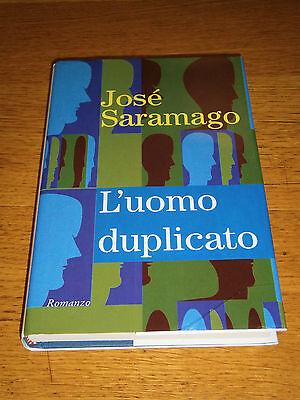 José Saramago, L'uomo duplicato, Mondolibri (cop rigida)