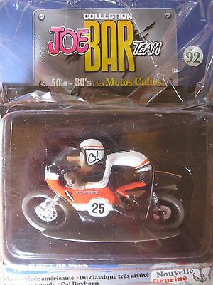 Joe Bar Collection Nr.92 Zeitschrift + Harley-Davidson 750 KRTT 1:18 de 1968