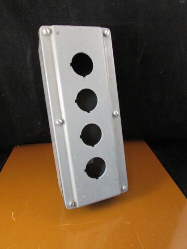 Allen-bradley 800t-4tz  Series Enclosure With 4-port Push Buttons