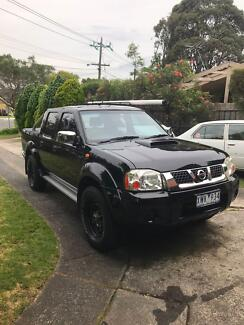 2010 Nissan Navara D22 ST-R Diesel (4x4) Dandenong North Greater Dandenong Preview
