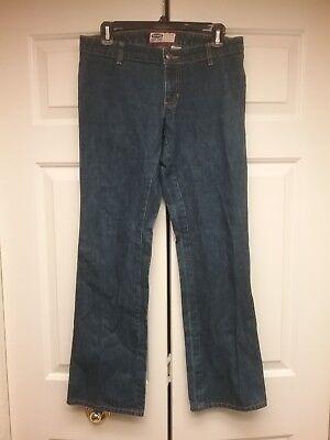 Old Navy Women's Jeans Blue Jeans Best in Denim Sz 6 Inseam 30