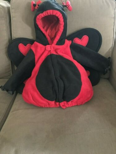 Old Navy Ladybug Halloween Costume 12-24 mo