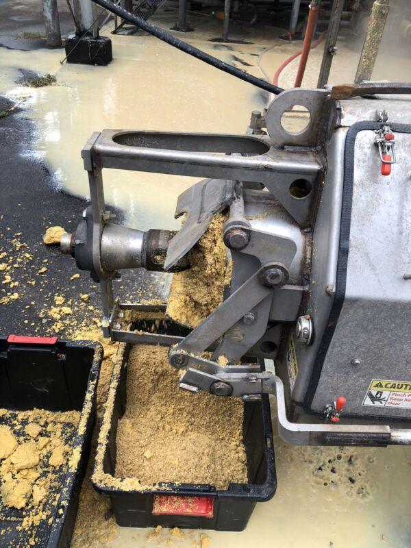 Dewatering Screw Press Separator