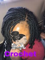 Mmashair: Braids, cornrows, faux locs, crochet, dreadloc, PROMO