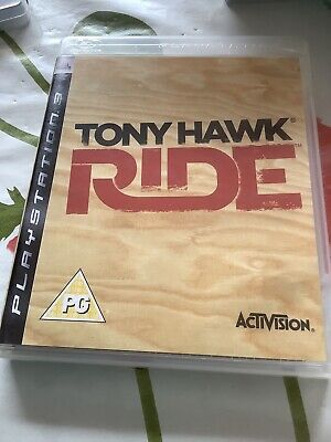 Tony Hawk's Ride Game Sony PS3