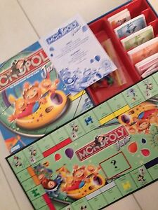JUNIOR MONOPOLY as new Doncaster Manningham Area Preview