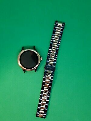 Fossil Gen 3 Women's Q Venture Smartwatch - Rose Gold Blue Ion Replacement Band