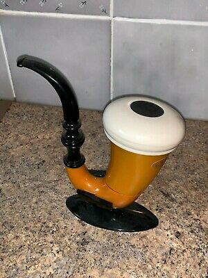 NEW Fake Plastic Smoking Pipe Sherlock Holmes Fancy Dressed