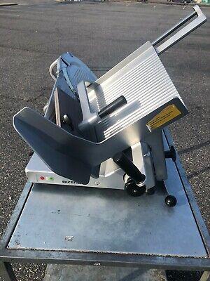 Bizerba Compact Electric Manual Slicer