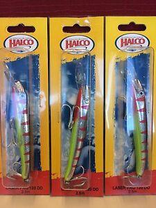 Halco Laser Pro 120 DD 2.5m R34 Red Stripe (Brand New) Perth Perth City Area Preview
