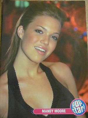 Mandy Moore, Full Page Pinup