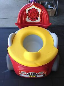 Toddler potty