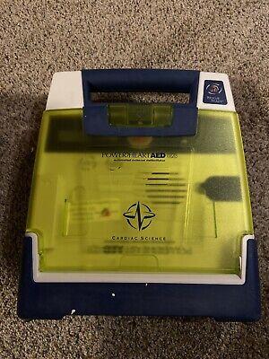 Cardiac Science Powerheart G3 Aed 9300e-001 No Battery