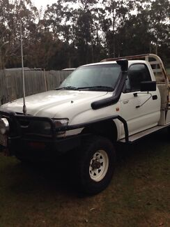 2004 Toyota Hilux 4x4 3l Turbo Diesel Single Cab Pine Mountain Ipswich City Preview