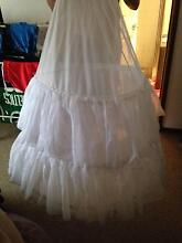 Wedding/Deb extra large hoop for under dress Viewbank Banyule Area Preview