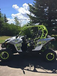 2015 Can-Am Maverick XDS 1000 Turbo