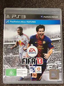 FIFA 13 PS3 Sorell Sorell Area Preview