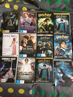 Assorted DVD's $3 each! Hope Valley Tea Tree Gully Area Preview