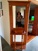 hall mirror/stand $50  Green Point Gosford Area Preview