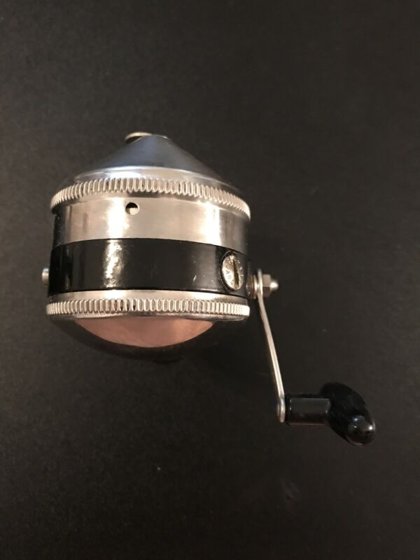 ZEBCO 44 Triggerspin RARE Reel - Made in USA