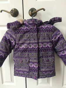EUC 3T Joe Fresh WARM winter jacket