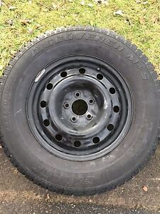 For sale winter tires & rims