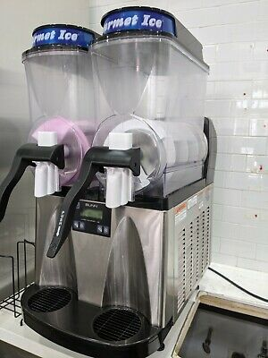 Bunn Ultra 2 Hp Frozen Drink Machine - Blackstainless