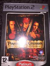 PlayStation 2 game prates of the Caribbean Spearwood Cockburn Area Preview